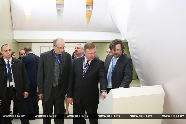 Кобяков посетил атомную электростанцию Моховце в Словакии