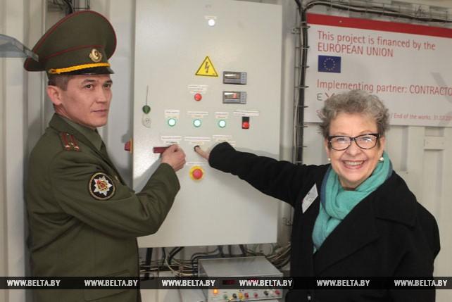 Центр утилизации противопехотных мин закончил работу в Беларуси