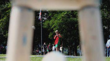 Березовка принимает первенство Европы по городошному спорту