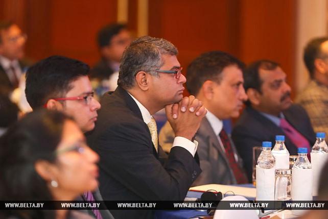 Белорусско-индийский бизнес-форум открылся в Нью-Дели