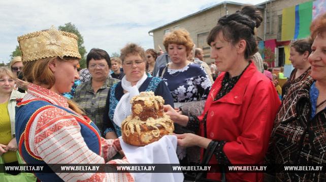 Гомельскую область на Троицу посетили белорусы из Сибири