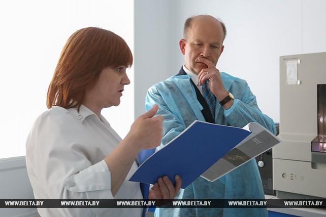 Министр здравоохранения Польши посетил РНПЦ онкологии и медицинской радиологии