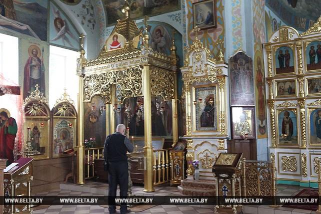 100-летие со дня преставления святого Иоанна Кормянского отмечают в агрогородке Корма