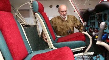 Виталий Братанюк восстановил чешский самолет 1975 года выпуска