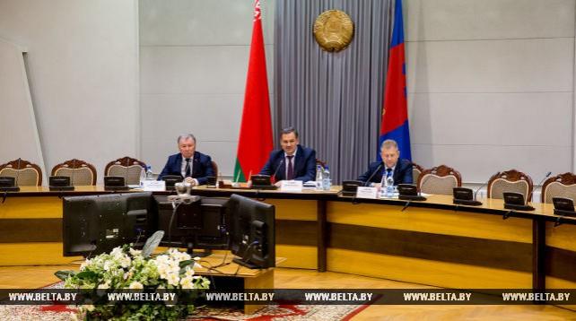 Калинин провел семинар по адресному субсидированию строительства жилья