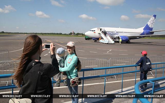"""""""Белавиа"""" организовала дополнительные рейсы на летний период из аэропорта Могилев"""