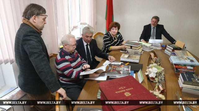 """Итоги работы белорусских книгоиздателей подводятся на конкурсе """"Искусство книги"""""""