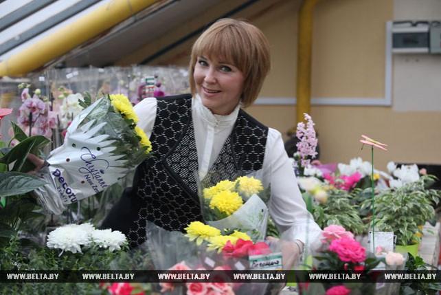 """""""Могилевзеленстрой"""" подготовил к 8 Марта 24 тыс. цветов"""