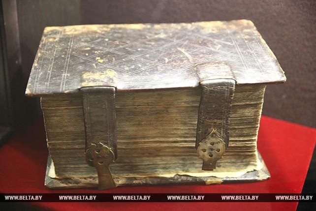 Музей белорусского книгопечатания в Полоцке