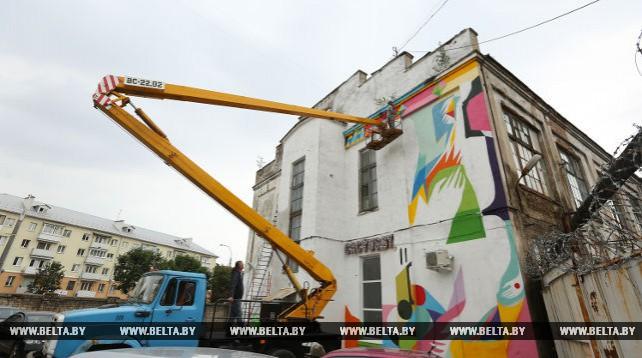 Фестиваль Vuliсa Brazil проходит в Минске