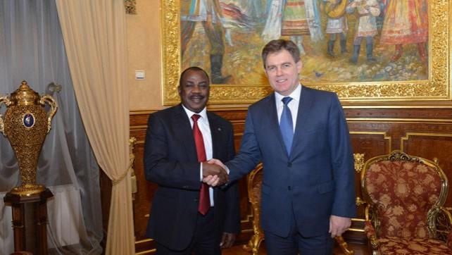 Послы Беларуси и Намибии обсудили график контактов сторон на уровне руководства министерств иностранных дел