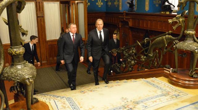 Беларусь и Россия должны подойти к 25-летию установления дипотношений с реальными делами - Макей