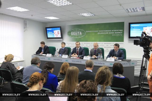 Изменение правовых условий лизинга жилья в Беларуси прокомментировали эксперты в пресс-центре БЕЛТА