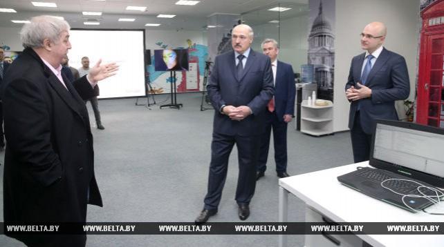 Лукашенко обещает дальнейшую поддержку развитию IT-сферы в Беларуси