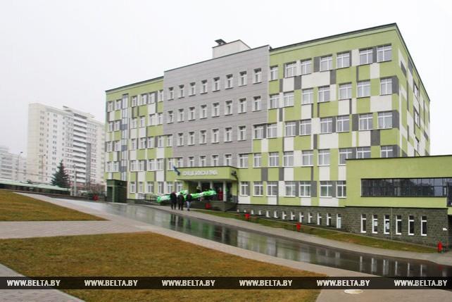 Колледж бизнеса и права в Минске отметил новоселье