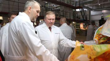 Беларусь изучает опыт развития предприятий химической промышленности Татарстана