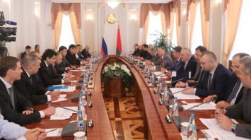 Кобяков встретился с временно исполняющим обязанности губернатора Свердловской области