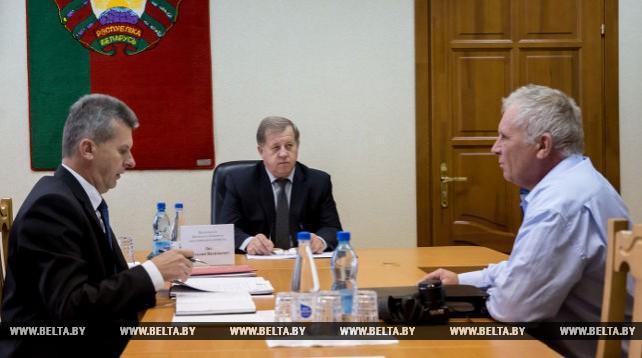 Анатолий Лис провел прием граждан в Малорите