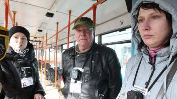 """Контролеры """"в штатском"""" начали работать в трамваях Минска"""
