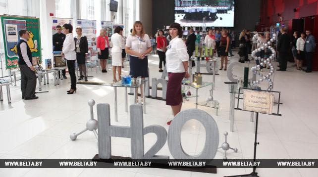 Около 1 тыс. педагогов Гомельской области собрались на августовский педсовет