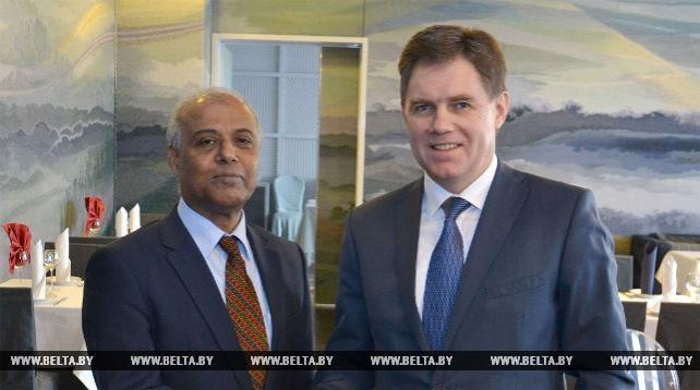 Дипломаты Беларуси и Бангладеш обсудили реализацию совместных проектов