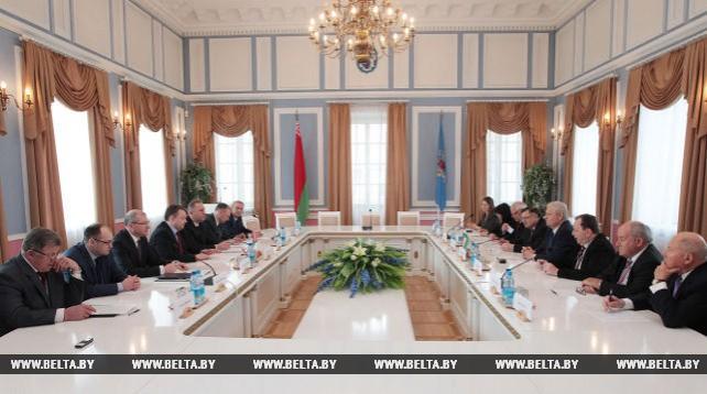 Минск и Будапешт рассматривают возможность наращивания объемов торговли продовольствием