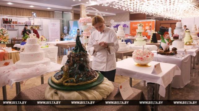 Турнир кондитерского искусства прошел в Минске