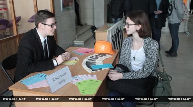 """Проект БРСМ """"Выбираем студотряд!"""" поможет молодежи найти работу по душе"""