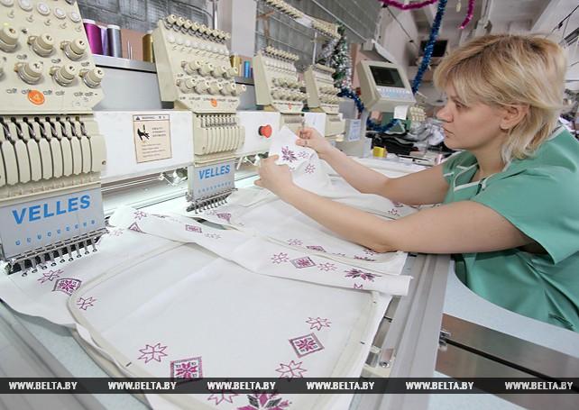 Оршанская фабрика художественных изделий подготовила новинки