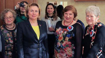 Делегация Союза женщин Тульской области ознакомилась с социальными объектами Могилева