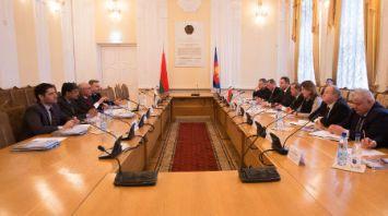 Пакистанская делегация во главе с губернатором провинции Белуджистан посещает Беларусь