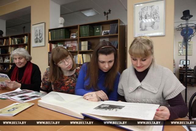 Городская библиотека им.Пушкина в Бобруйске - одна из старейших в стране