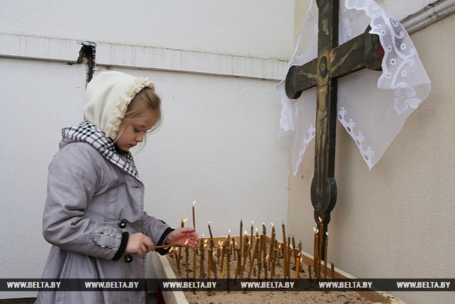 Радоница в Беларуси