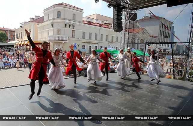 Праздник азербайджанской культуры прошел в Минске