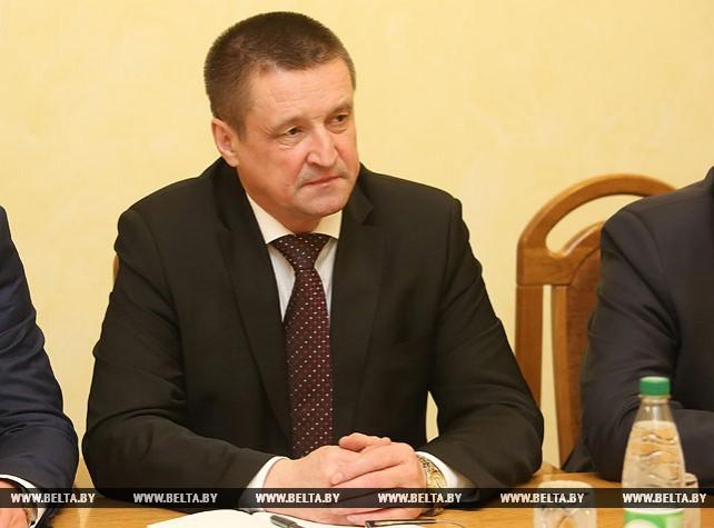 Беларусь и Египет разработают дорожную карту развития сотрудничества в сельском хозяйстве