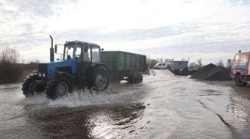 Угроза подтопления жилых подворий в Петриковском районе миновала