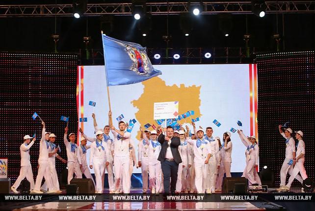 Конкурс WorldSkills Belarus 2016 открылся в Минске