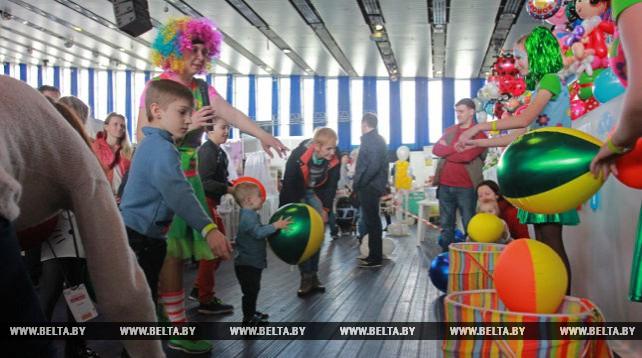 Международная выставка BabyExpo 2017 в Минске