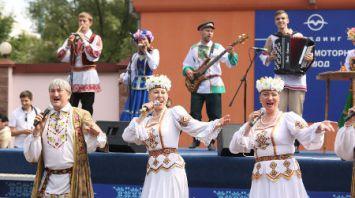 Минский моторный завод празднует свой день рождения