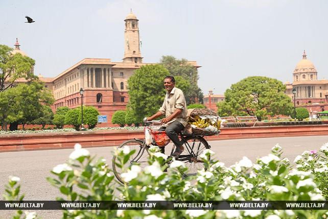 Города мира. Нью-Дели