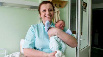 В Брестском областном роддоме в среднем принимается 20 родов в день