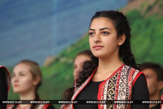 Праздник армянской культуры прошел в Минске