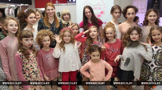 """В Гомеле прошел фестиваль дизайнерского и модельного искусства """"Мой модный Гомель!"""""""