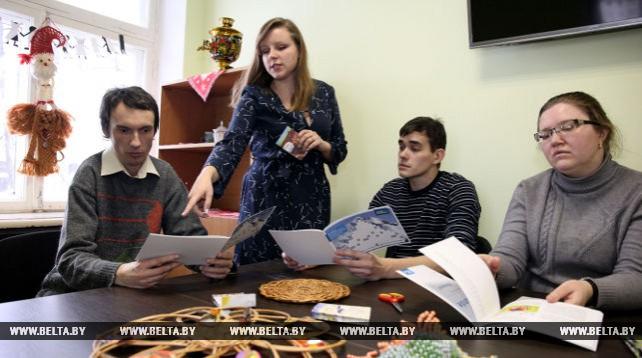 Клубный дом для реабилитации людей с проблемами психического здоровья открылся в Витебске