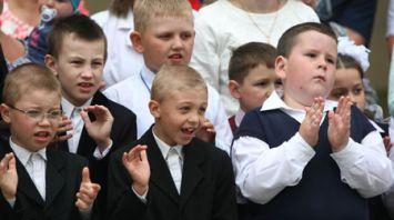 Последний звонок прозвенел для школьников Гродненской области