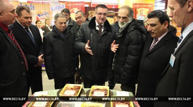 Египетская делегация знакомится с потенциалом АПК Беларуси