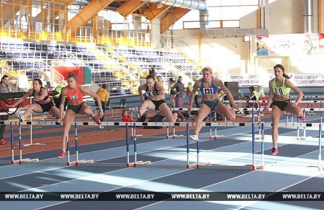 Республиканская универсиада-2017 по легкой атлетике проходит в Могилеве