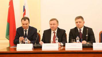 Белорусско-словацкий деловой форум открылся в Братиславе