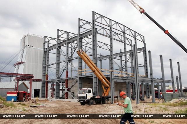 Строительство ГОК в Петрикове идет в соответствии с графиком