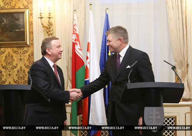 Беларусь рассчитывает на содействие Словакии в развитии сотрудничества с ЕС - Кобяков
